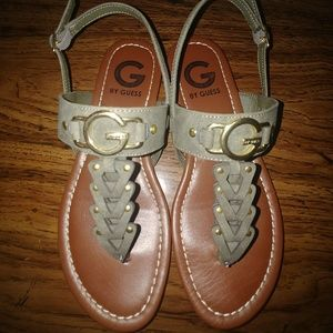 GUESS sandals size 6